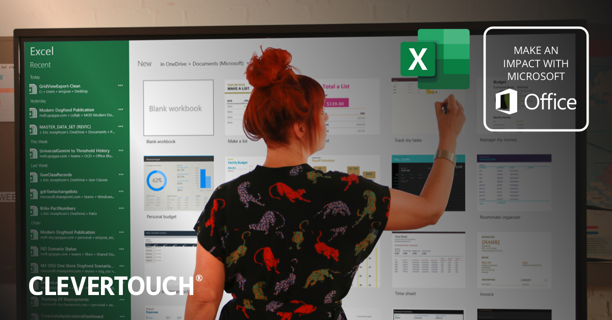 Clevertouch and Microsoft Office 365 - Part Two thumbnail