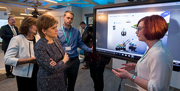 Clevertouch expands into the oil and gas sector thumbnail