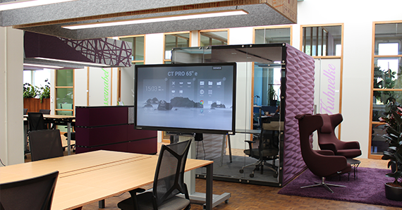 Bridging the Home/Office work experience - how Clevertouch can help
