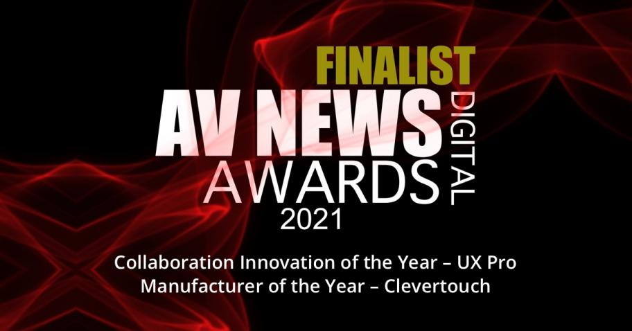 Finalists - 2021 AV NEWS AWARDS