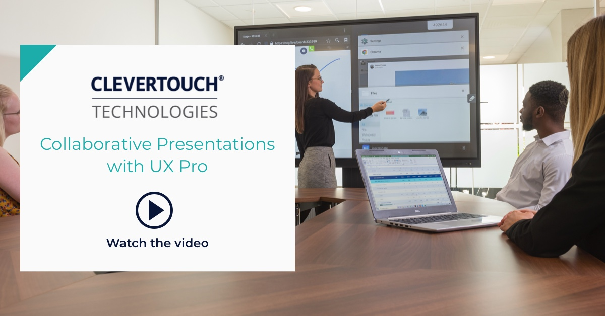 Collaborative Presentations with UX Pro