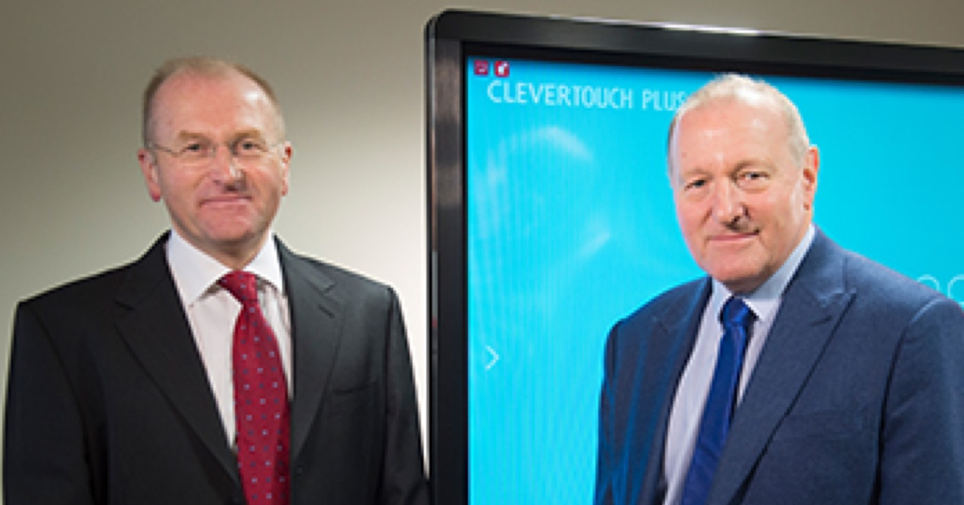Clevertouch acquired by Boxlight Corporation thumbnail