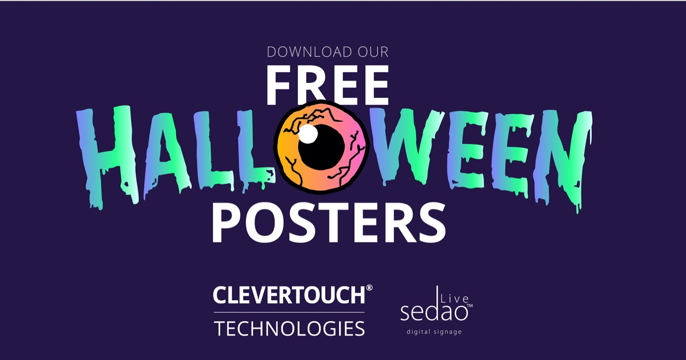 Free Halloween Posters for your Digital Signage thumbnail