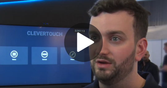 Clevertouch redefines the user experience thumbnail