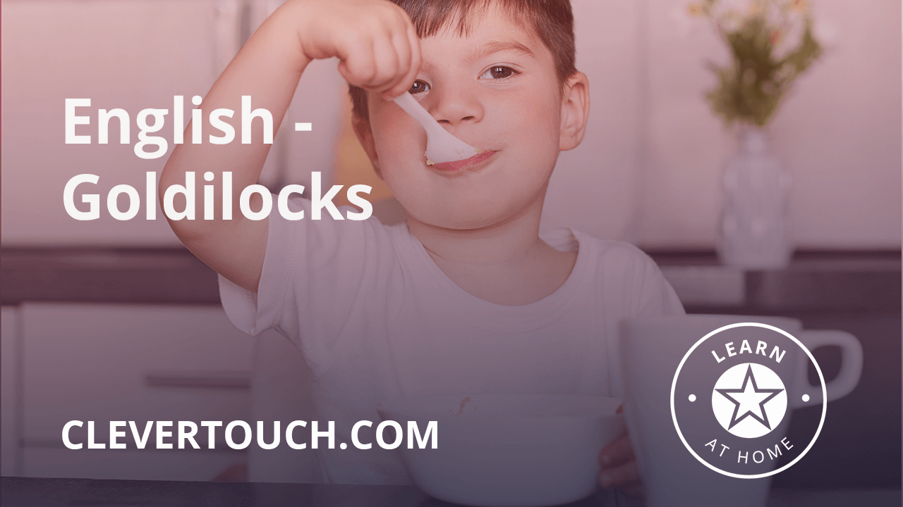 KS1 - English - Goldilocks thumbnail