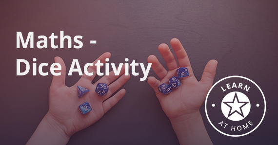 KS2 - Maths - Dice Activity  thumbnail