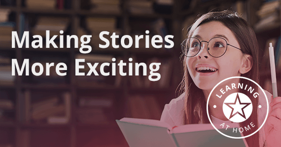 KS1 - Literacy - Making Stories More Exciting thumbnail